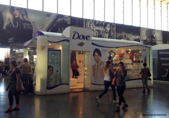 Beauty – Compras em Roma: Farmácias, Lojas, Cosméticos, Free Shop e Outlets