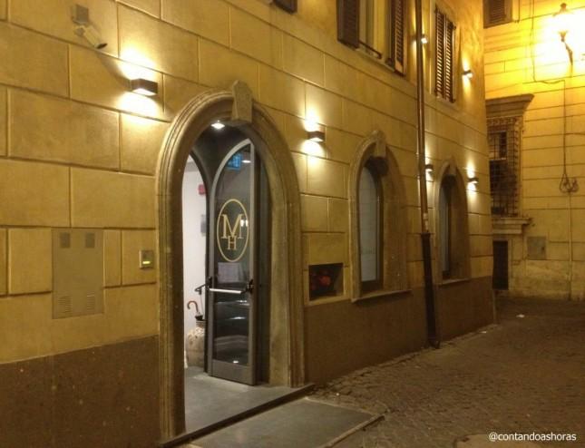 Dica de Hotel em Roma: Hotel Mancino 12