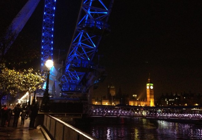 Londres – Southbank Christmas Market
