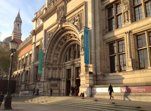 Londres – Exposição Pearls, no V&A Museum