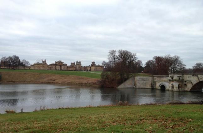 Blenheim Palace: Onde Nasceu o Ex-Primeiro-Ministro Britânico Sir Winston Churchill