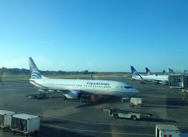 Voando Copa Airlines pela Primeira Vez