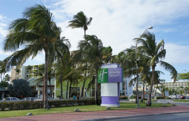 Dica de Hotel em Aruba: Holiday Inn Resort