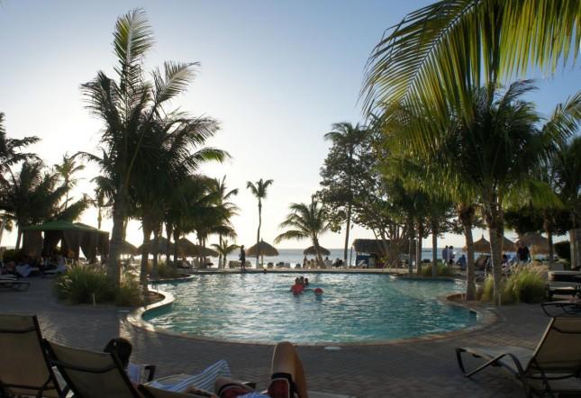 Pôr do sol: Um espetáculo Imperdível em Aruba