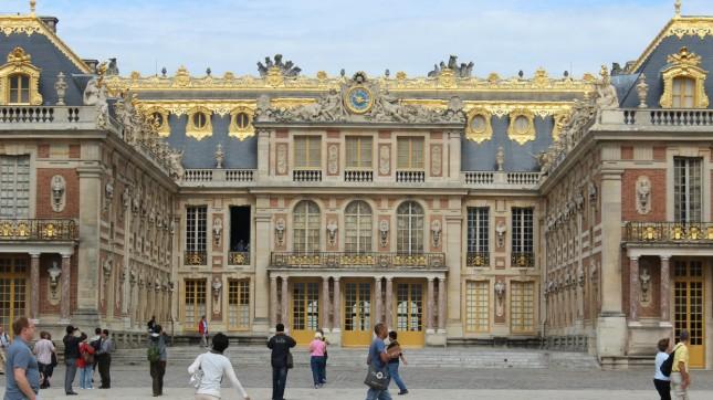 Um dia no Palácio de Versalhes