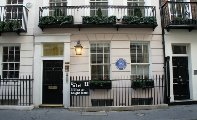 Placas Azuis: Homenagem aos Residentes Famosos de Londres