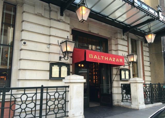 Dica de Restaurante em Londres: Balthazar