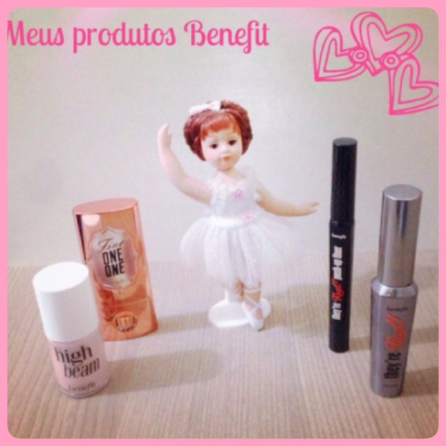 Beauty: Presentinhos da Benefit – They're Real Push-Up Liner e Blush Fine One One