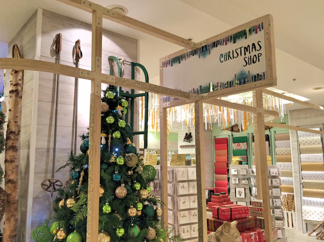 Christmas Shop, a Loja de Natal da Selfridges