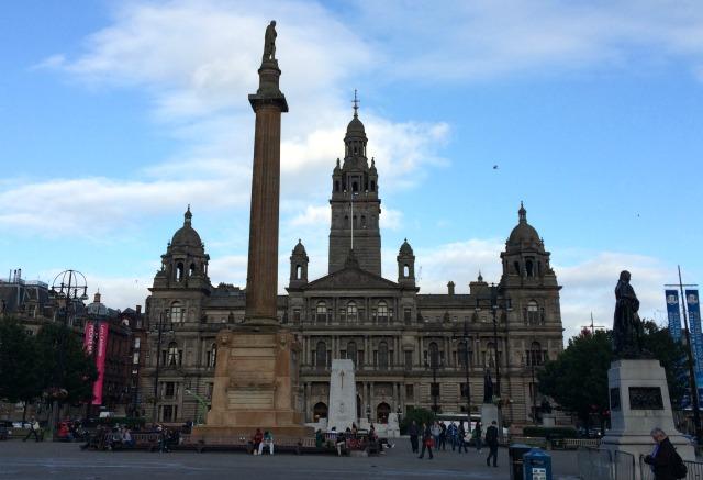 Roteiro de 3 dias em Glasgow