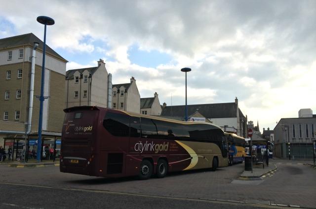 Citylink Gold: Como ir de Glasgow a Inverness de ônibus