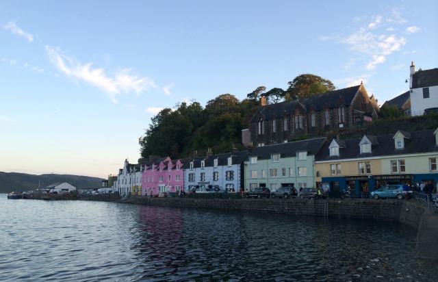 Dicas de Restaurantes em Portree: Sea Breezes e Harbour View