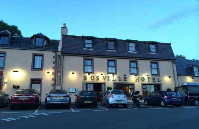 Dica de hotel em Portree: Bosville Hotel