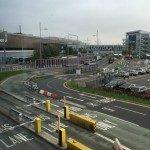 Novidades (e obras) no Aeroporto de Edimburgo