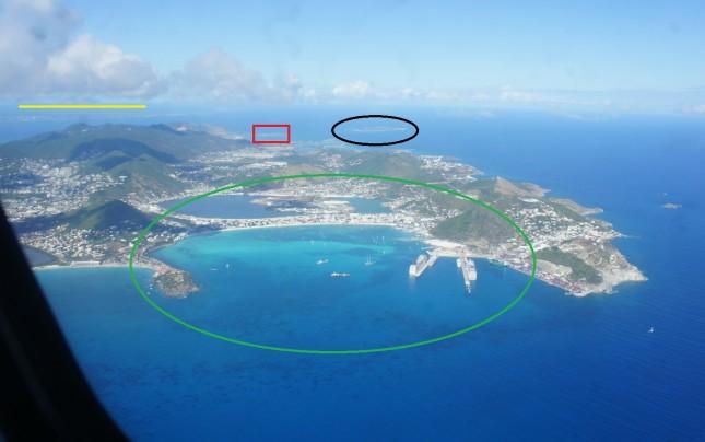 St Martin: Marigot, Creole Rock, as ilhas de Tintamarre e Pinel e as Praias no lado francês da ilha