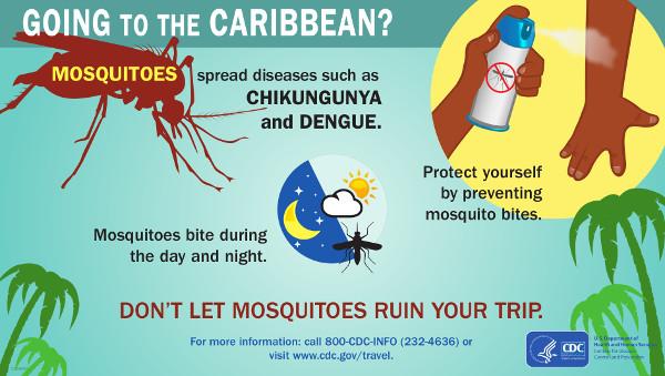 Caribe: Febre Chikungunya