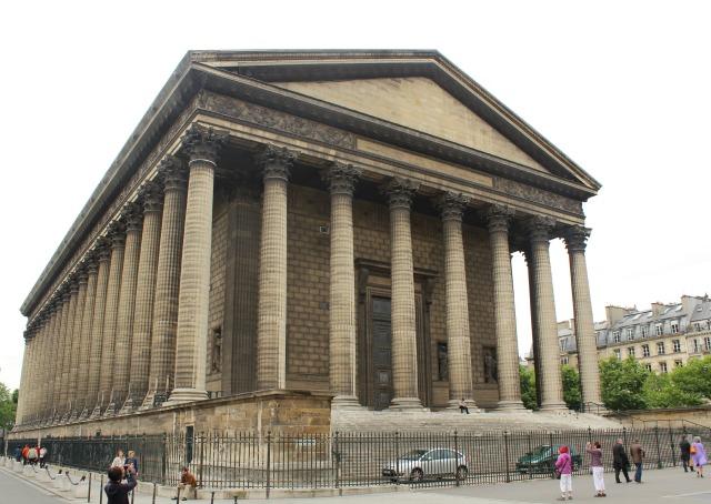 Ópera Garnier e as Lojas de Departamento (com uma parada na Place Vendôme e Igreja de la Madeleine)