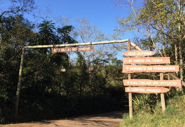 Santa Catarina: A rota do Vale do Rio Uruguai