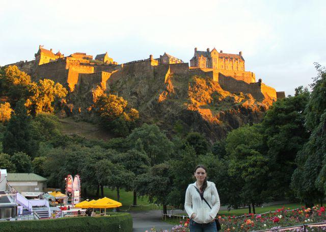 A Saudade do Dia: Escócia (ou mais detalhes de como eu escolhi morar em Edimburgo)!!!
