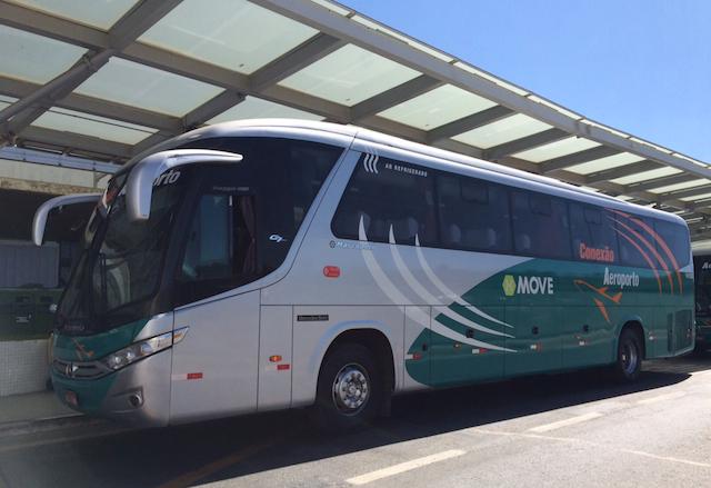 Como ir do aeroporto de Confins até o centro de Belo Horizonte