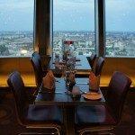 Berlim: Alexanderplatz e a Berliner Fernsehturm (com direito a jantar)