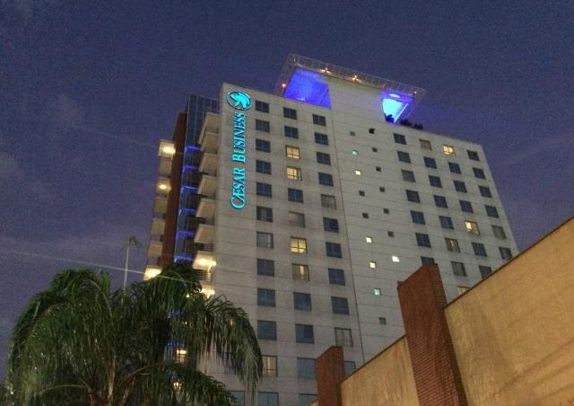 Dica de hotel em Manaus: Hotel Caesar Business Manaus
