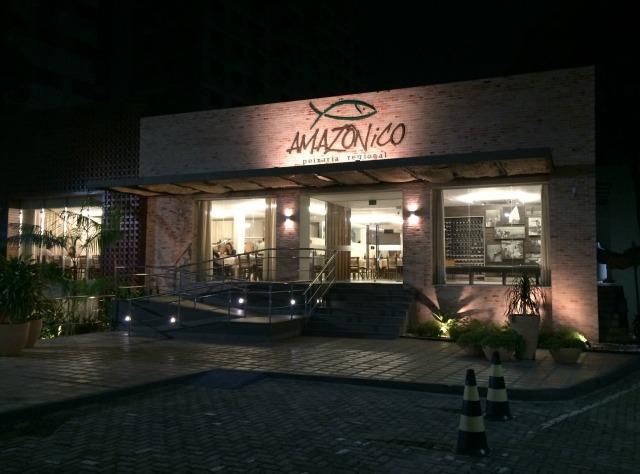 Dica de restaurante em Manaus: Amazônico Peixaria Regional