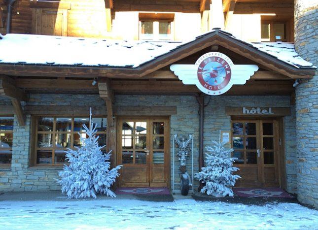 Dica de hotel em Courchevel: Le Seizena Hotel