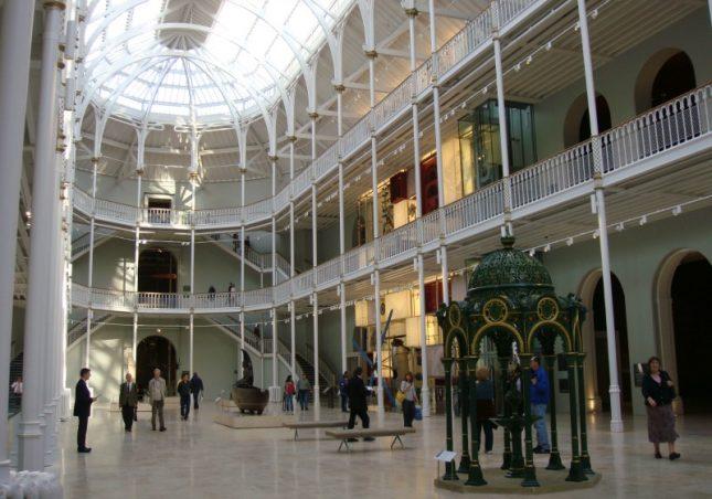 museu nacional da escocia