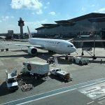 Voando Air France pela primeira vez