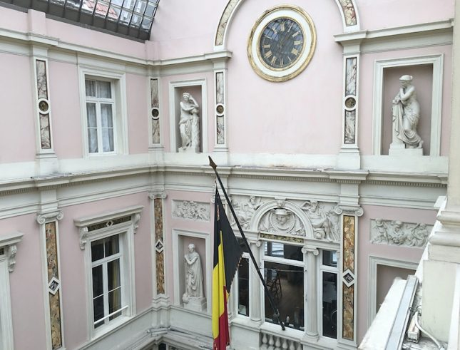 Hotel des Galeries 12