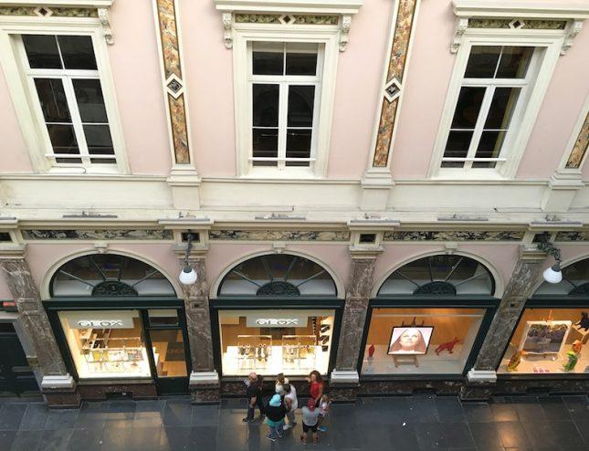 Hotel des Galeries 13