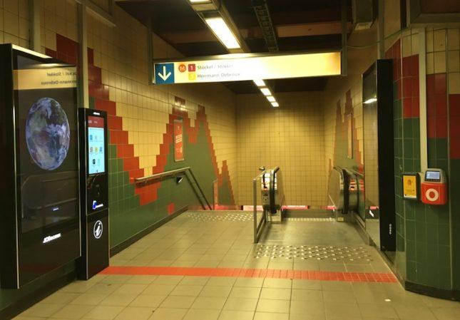 Metro Bruxelas 12