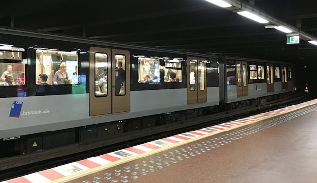 Metro Bruxelas 2