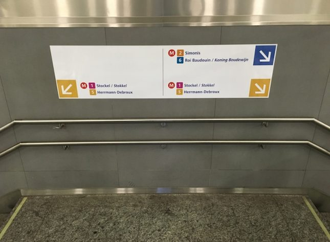 Metro Bruxelas 4