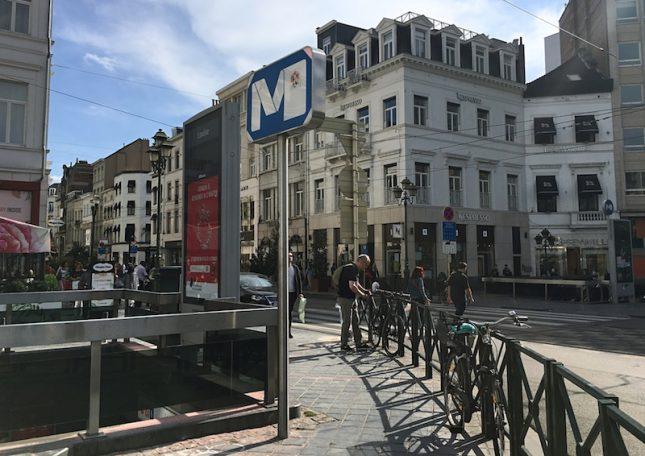 Metro Bruxelas 6