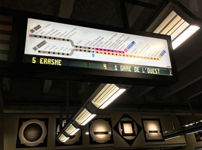 Metro Bruxelas 7