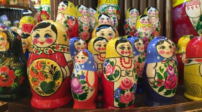 Rússia: Informações práticas