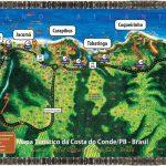 Costa do Conde: As Praias mais bonitas do Litoral Sul da Paraíba