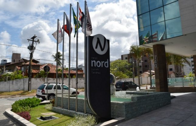 Dica de Hotel em João Pessoa: Hotel Nord Luxxor Tambaú