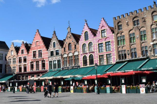 Bélgica: Roteiro de 1 dia e meio em Bruges