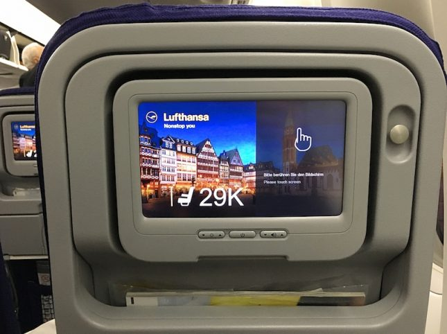 Lufthansa 7