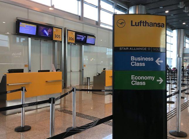 Lufthansa 9