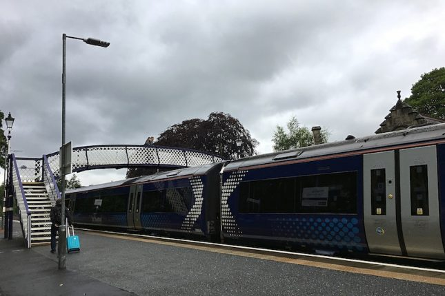 Scotrail 10