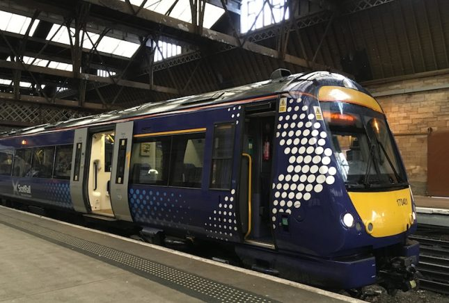 Scotrail 12