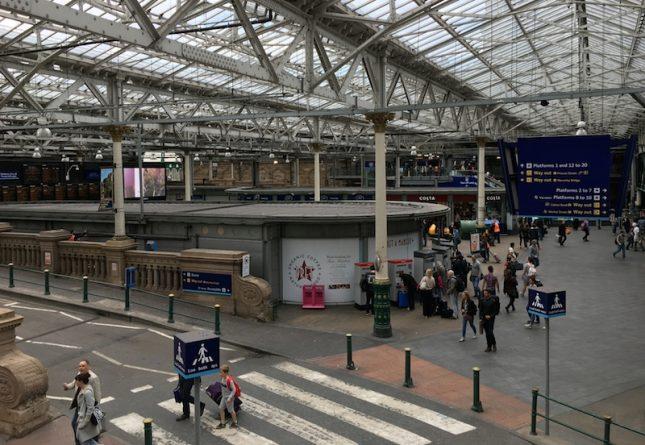 Scotrail 20
