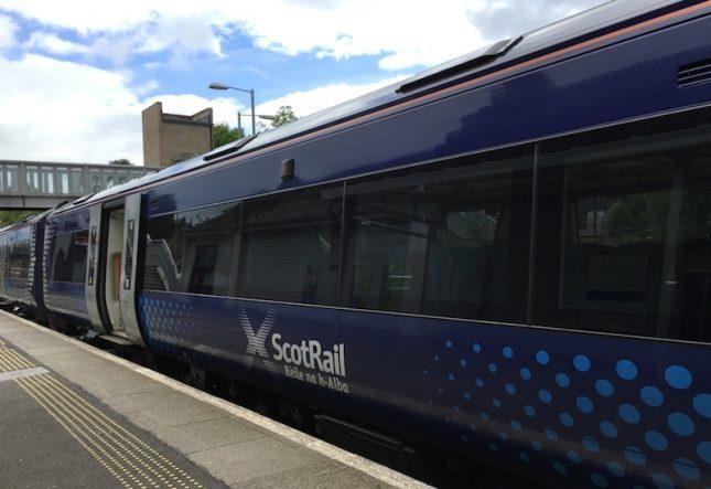Scotrail 33