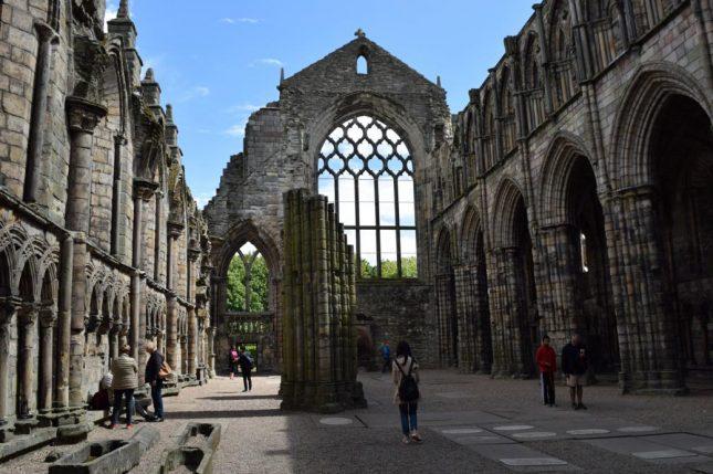 abadia de holyrood (1)