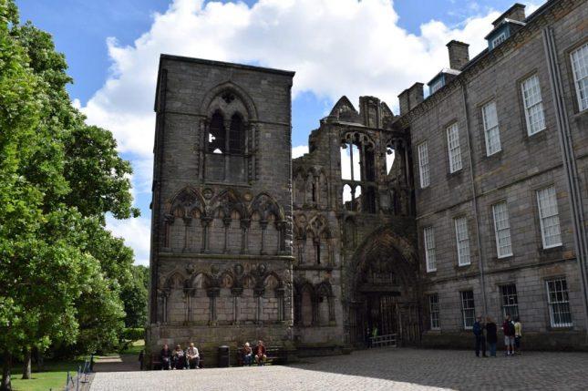 abadia de holyrood (2)