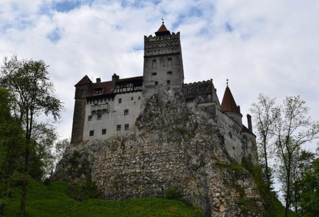 Romênia: Bran (onde fica o Castelo do Conde Drácula) e Rasnov (e sua Fortaleza Medieval)